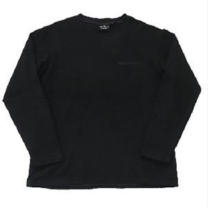 焚火 長袖 Tシャツ