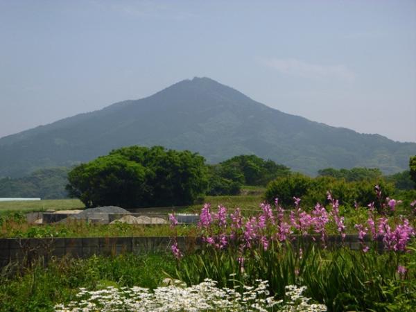 可也山 〜ゆるりと登山。階段は走る!〜